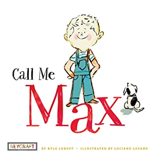 Call Me Max by Kyle Lukoff