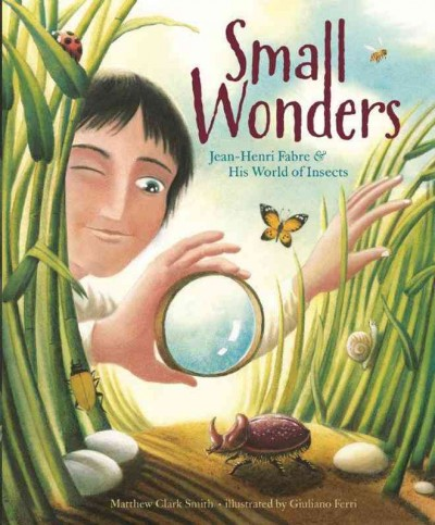 Small wonders jean-henri Fabre and his world of insects